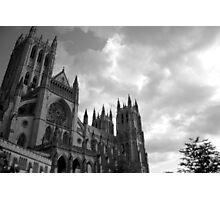 National Cathedral, Washington, DC #9 Photographic Print