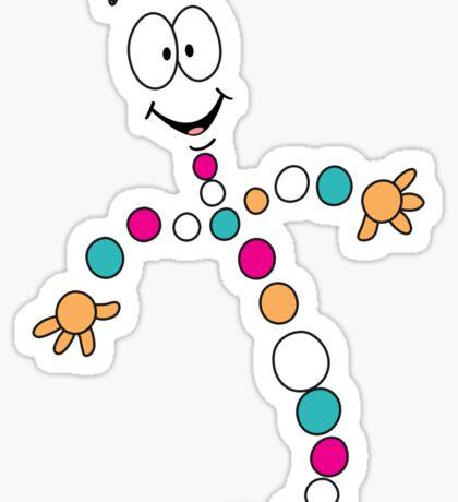 Dino DNA 2 Sticker