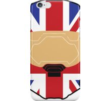 Spartan UK iPhone Case/Skin
