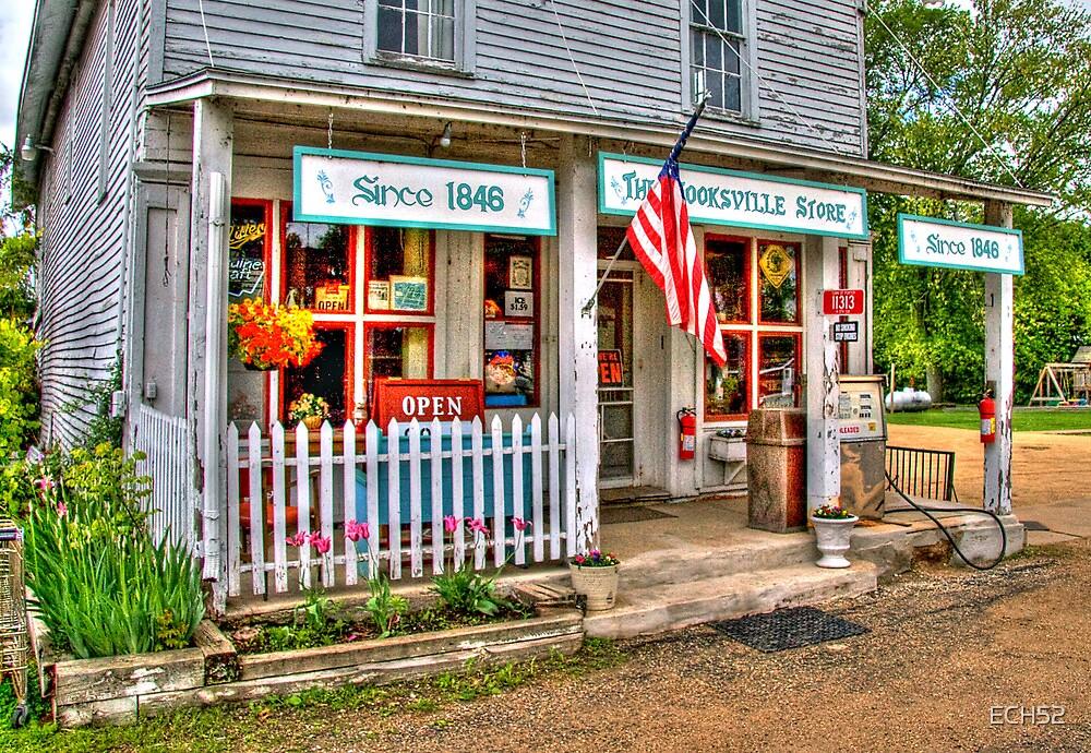 Cooksville Store by ECH52
