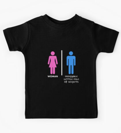 What is a man...? Kids Tee