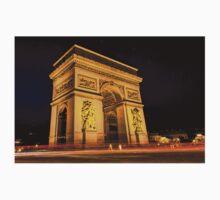 Arc De Triomphe 5 One Piece - Long Sleeve