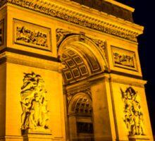 Arc De Triomphe 5 Sticker