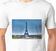 Eiffel Tower 6 Unisex T-Shirt