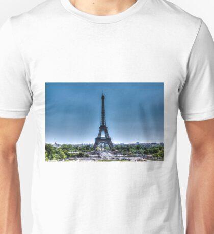 Eiffel Tower 6 Unisex T-Shirt