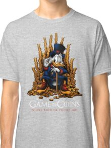 Game of Coins Classic T-Shirt