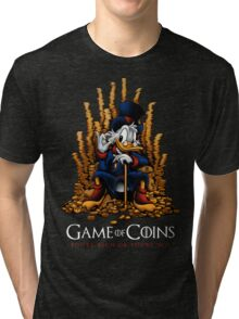 Game of Coins Tri-blend T-Shirt