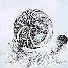 Celestial Birth by Peter Baglia
