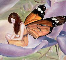 Magnolia Soulangeana by Jenna  David