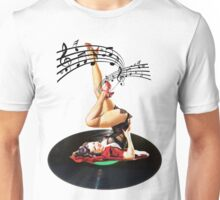 Rockabilly Goddess II Unisex T-Shirt