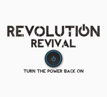 Revolution Revival - Turn the power back on One Piece - Short Sleeve