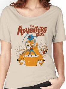Adventure Bros. Women's Relaxed Fit T-Shirt