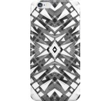 'Psychedelic' BNW iPhone Case/Skin