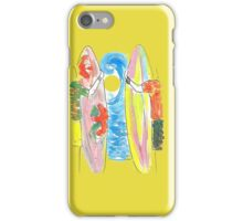 Surfs Up iPhone Case/Skin
