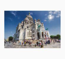 Sacre Coeur, Paris One Piece - Long Sleeve