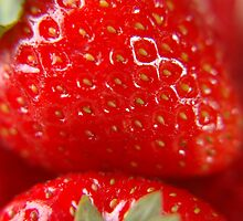 Strawberry Delight by Colin Chang