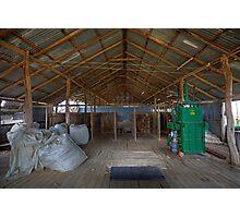 Shearing Shed-0866 Photographic Print