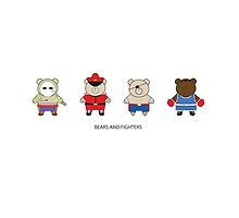 BEARS and FIGHTERS - Shadaloo by Bears& Fighters
