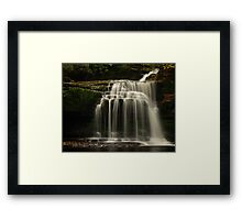 Walden Beck, West Burton, Yorkshire Dales Framed Print