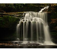 Walden Beck, West Burton, Yorkshire Dales Photographic Print