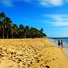 Surf Beach II(Couple) by velkovski