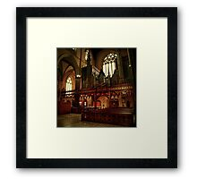 Cathedral #3 Framed Print