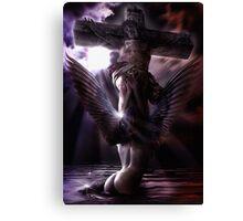 My Angel Gabriel Canvas Print