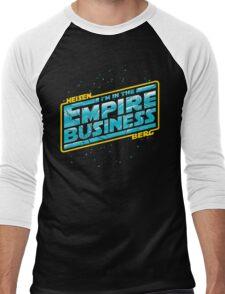 The Empire Business Men's Baseball ¾ T-Shirt