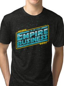 The Empire Business Tri-blend T-Shirt