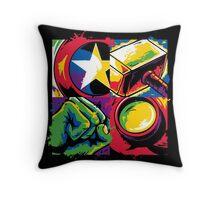 Pop Avengers Throw Pillow