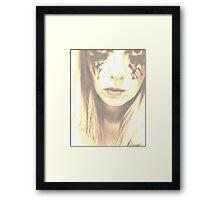 Mysterious Me... Framed Print