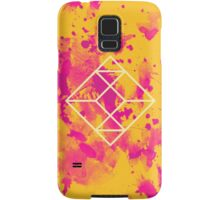 Geometry and Colors XXVII Samsung Galaxy Case/Skin