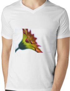 flower horn Mens V-Neck T-Shirt