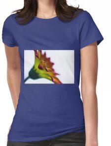 flower horn Womens Fitted T-Shirt