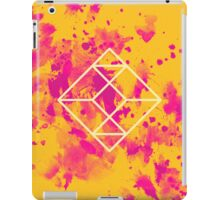 Geometry and Colors XXVII iPad Case/Skin