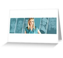 Sarah Michelle Gellar Pictures Greeting Card