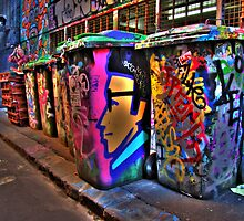 face by Tod  Walker