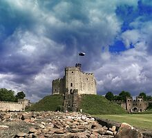 The Keep- Cardiff castle by Paul Primus