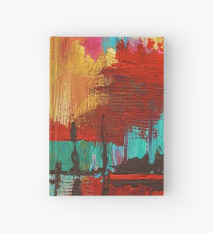 Fire in the Sky Hardcover Journal