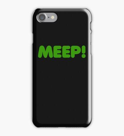 MEEP! iPhone Case/Skin