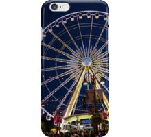 Niagara Falls Ferris Wheel iPhone Case/Skin