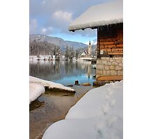 Clear alpine air Photographic Print