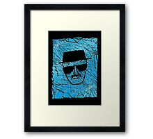 The Ice Man Framed Print