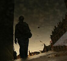 Reflections of Amsterdam - Shadow Life by AmsterSam