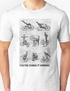 FIXIE | You're Doing It Wrong T-Shirt