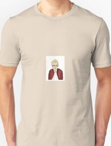 Jack Johnson Cartoon Unisex T-Shirt