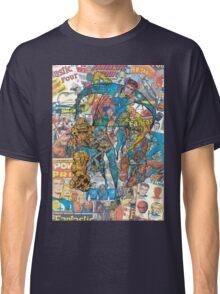 Vintage Comic Fantastic Four Classic T-Shirt