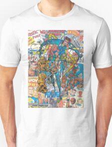 Vintage Comic Fantastic Four T-Shirt