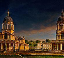 Greenwich, UK by LudaNayvelt
