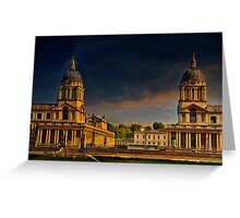 Greenwich, UK Greeting Card
